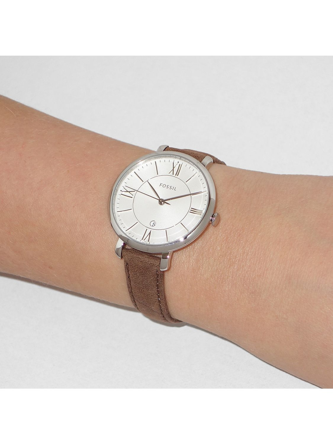 jacqueline img plus watches blog review white and gold fossil rose under watch