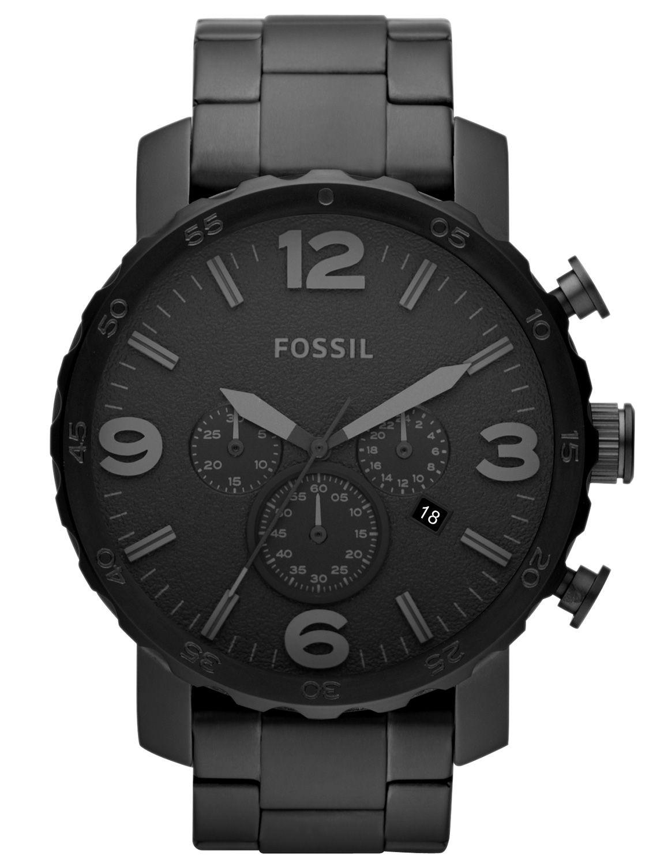 fossil nate uhr
