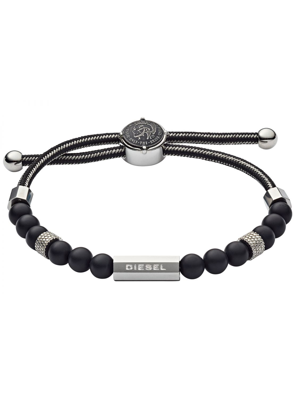 DIESEL Men s Bracelet Beads DX1151040 • uhrcenter 8158d4a80f77