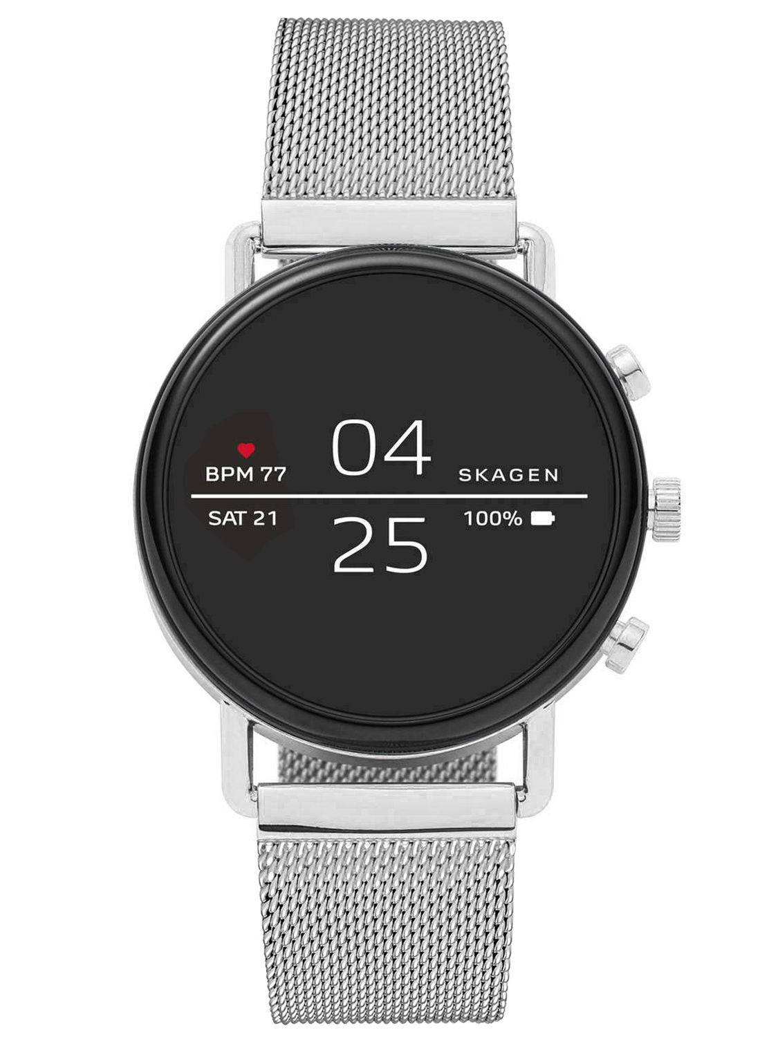 Skagen Connected Unisex Smartwatch With Touchscreen Falster 2 Skt5102
