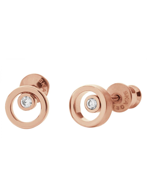 271369480 Skagen SKJ0853791 Elin Ladies Earrings Image 1 ...