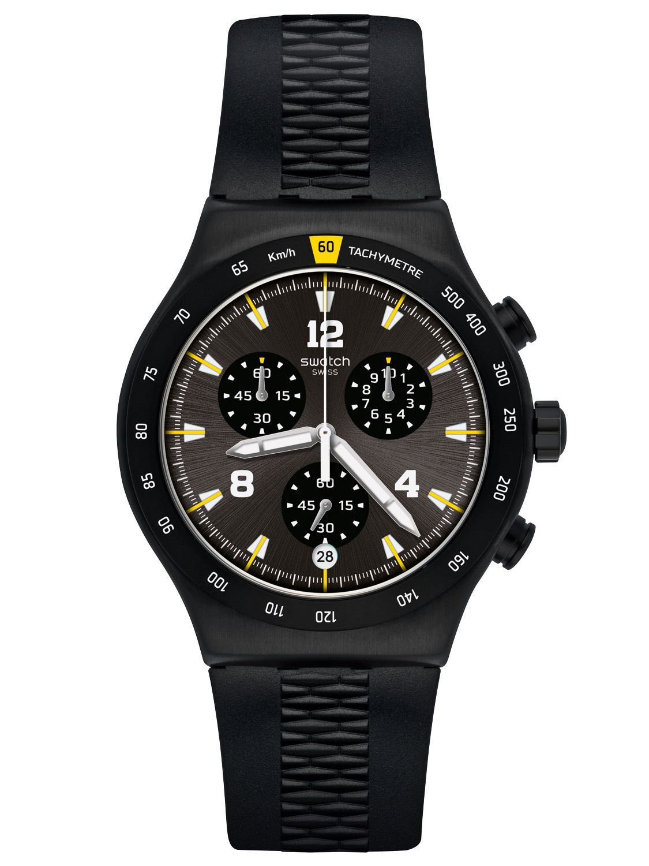 SWATCH Men s Chronograph Chrononero YVB405 • uhrcenter b90dea362a0