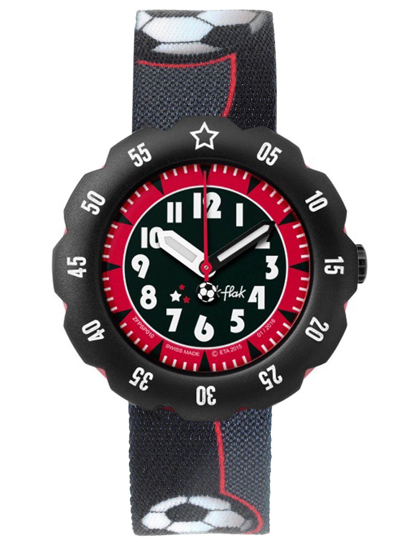f12323222e FLIK FLAK Soccer Star Jungen-Uhr FPSP010 • uhrcenter