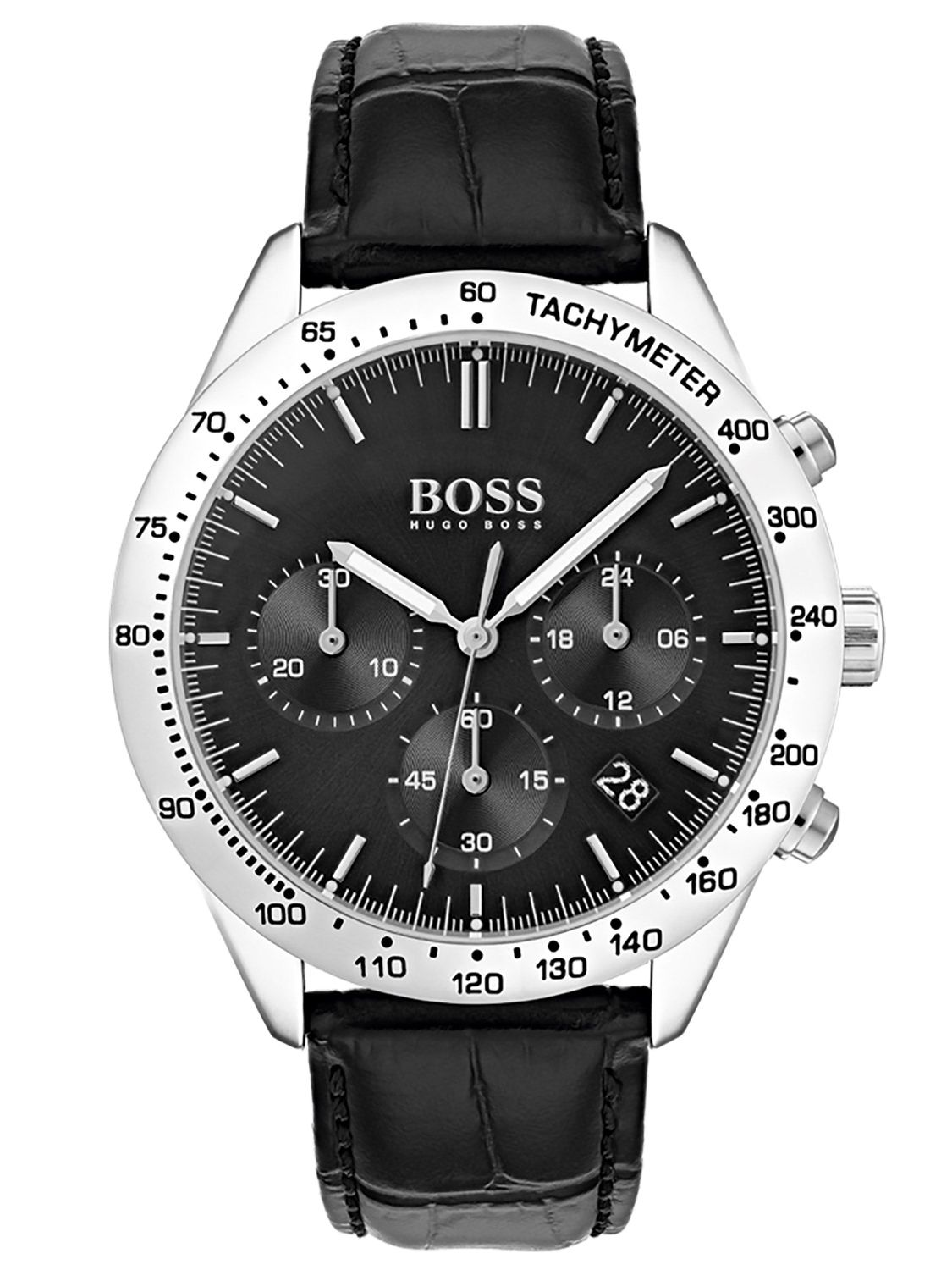 18128ae55 Boss 1513579 Mens Watch Chronograph Talent Image 1 ...