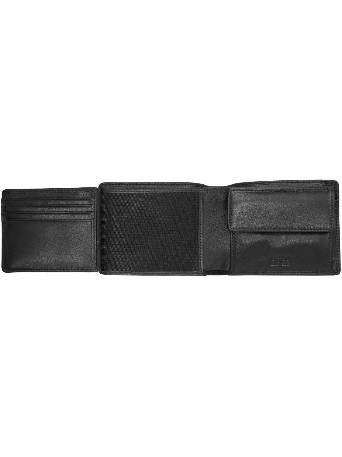 BOSS 50250280 Arezzo Gents Wallet Black • uhrcenter 36b43412cc