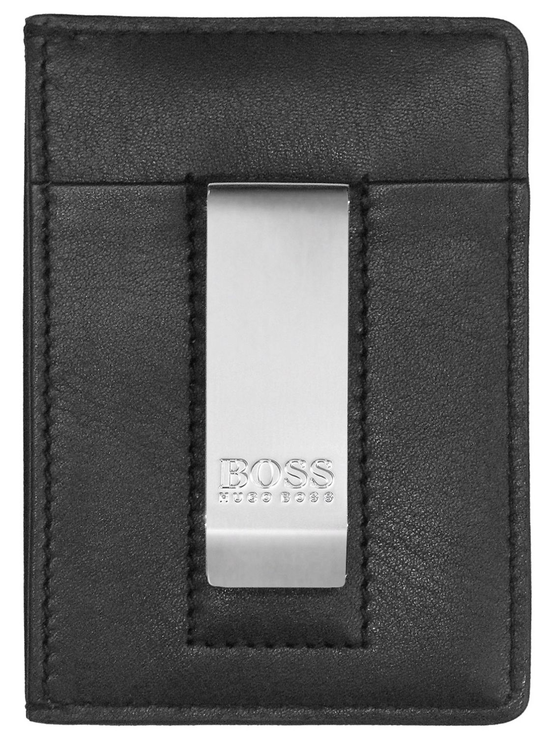 BOSS 50397487 Credit Card Case Majestic Black • uhrcenter a1c64a8bc6