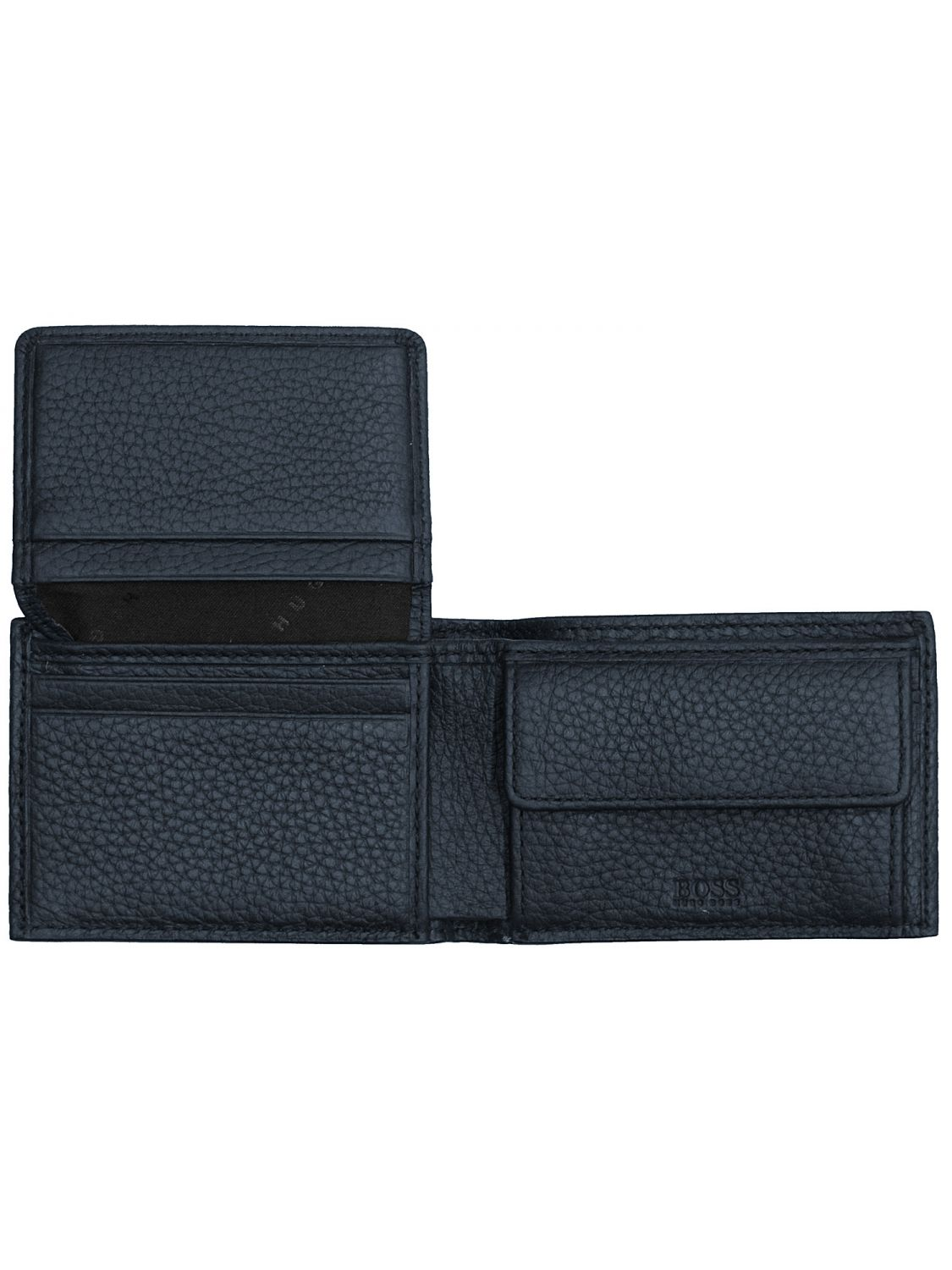 BOSS 50402673 Men s Wallet Crosstown Blue • uhrcenter 2969440c20