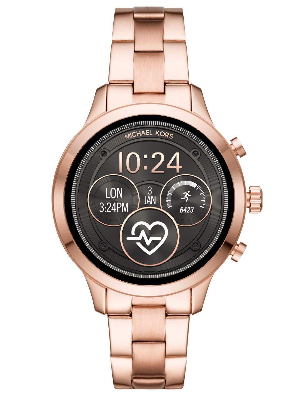 9468a683738b Michael Kors Access Ladies  Smartwatch Runway Rose Gold Tone MKT5046