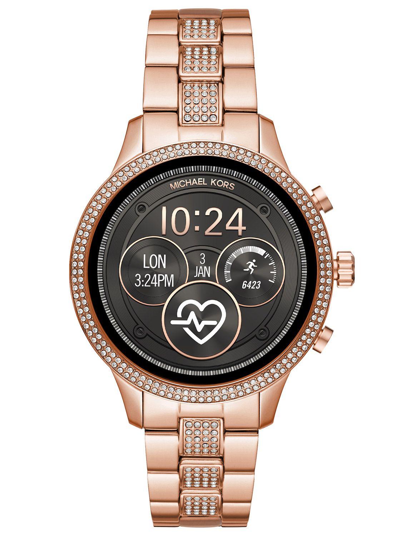 Michael Kors Access MKT5052 Damen-Smartwatch Runway Rosé Bild 1 ... caa867d026