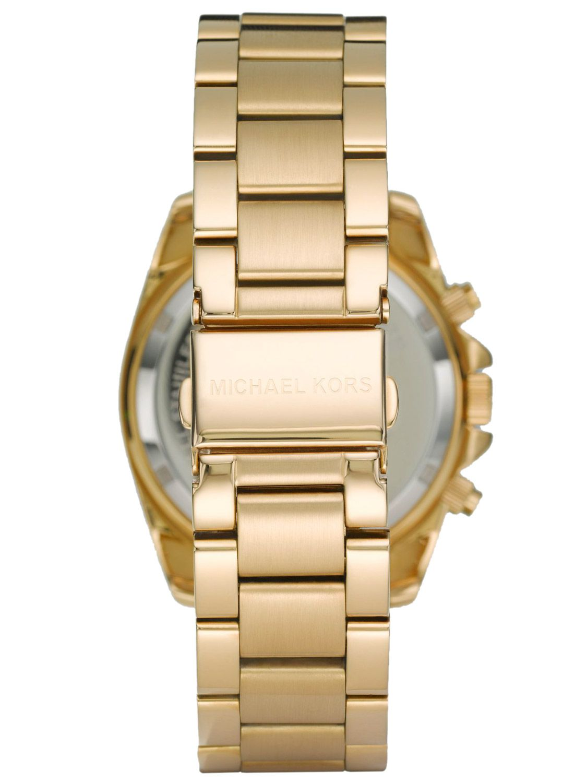 d90edcadb ... Michael Kors MK6356 Ritz Chronograph Ladies Watch Image 3 ...