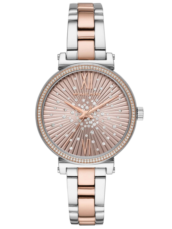 Michael Kors MK3972 Ladies  Wristwatch Sofie Two-Tone Image ... 369e44a48a7