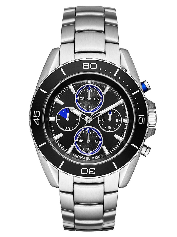 best authentic 18fa2 04256 Michael Kors MK8462 JetMaster Chronograph Mens Watch