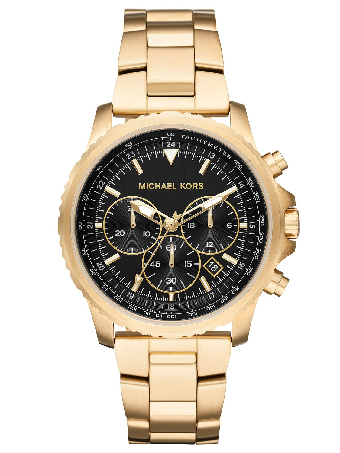 michael kors herrenuhr chronograph theroux mk8642. Black Bedroom Furniture Sets. Home Design Ideas