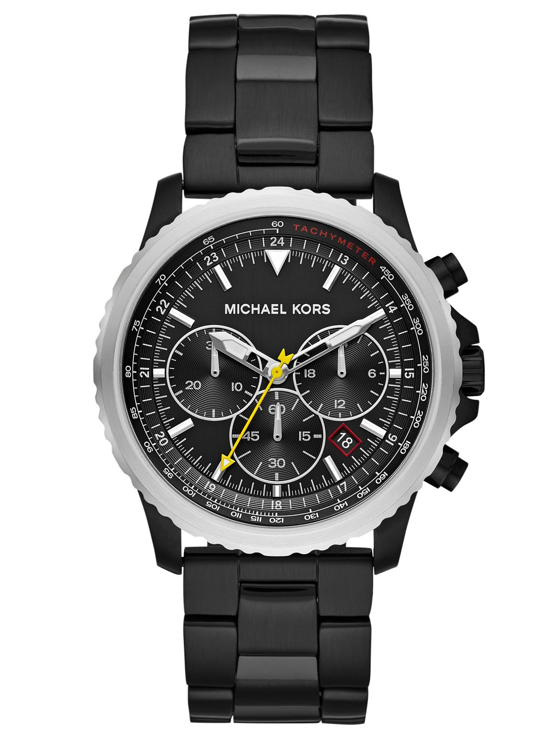 8657a8af751 Michael Kors MK8643 Men's Wristwatch Chronograph Theroux Image ...
