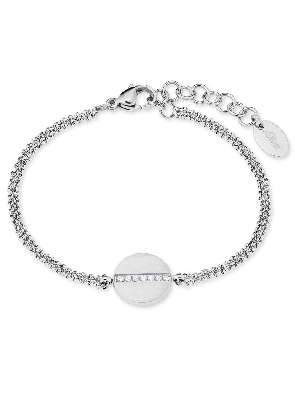 43bd6706736310 S.OLIVER Damenarmband 2022650 • uhrcenter Schmuck Shop