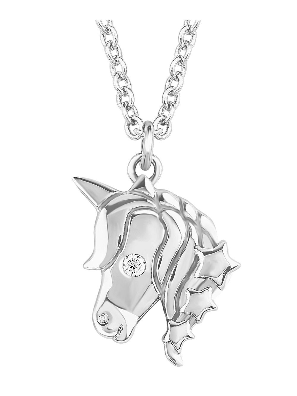 preview shashi products shop b necklace unicorn pendant yg