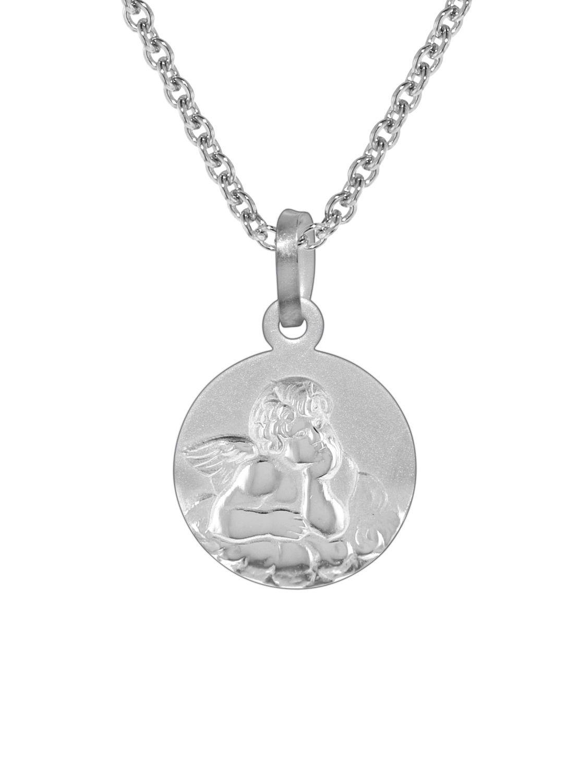 TRENDOR Silberkette mit Engel-Anhänger 73358 • uhrcenter 2a6ac4dfb6