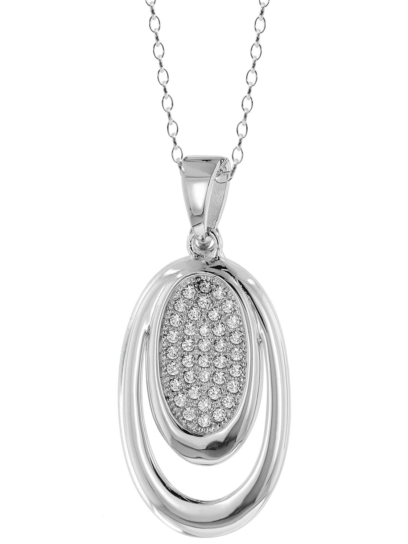 TRENDOR Silberkette mit Anhänger 65151 • uhrcenter 36063e05a9