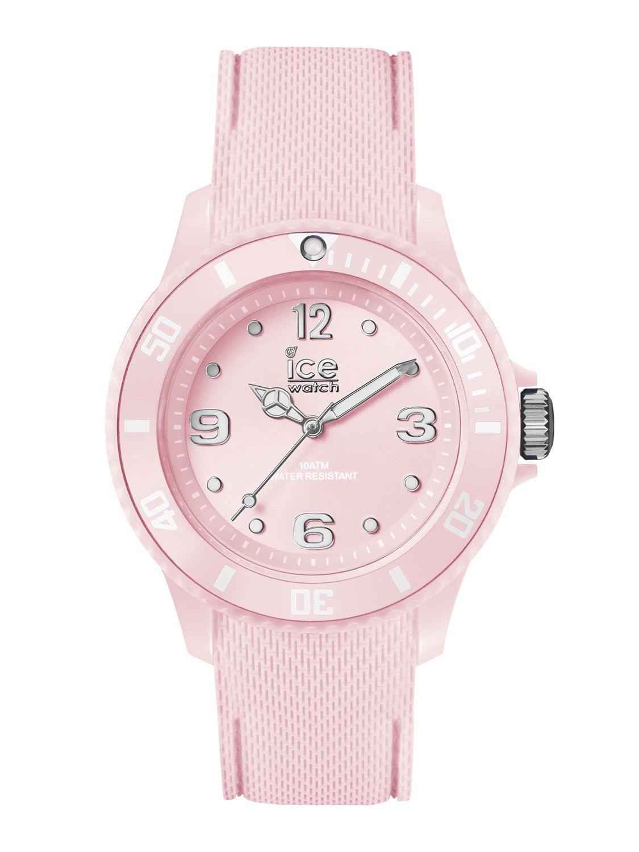 ICE-WATCH Mädchen-Armbanduhr Sixty Nine Pastel Pink S 014232