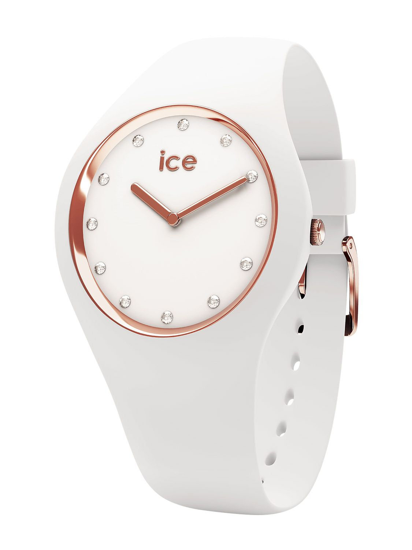 06d5ac84cd5338 Ice-Watch 016300 Damen-Armbanduhr Cosmos White S