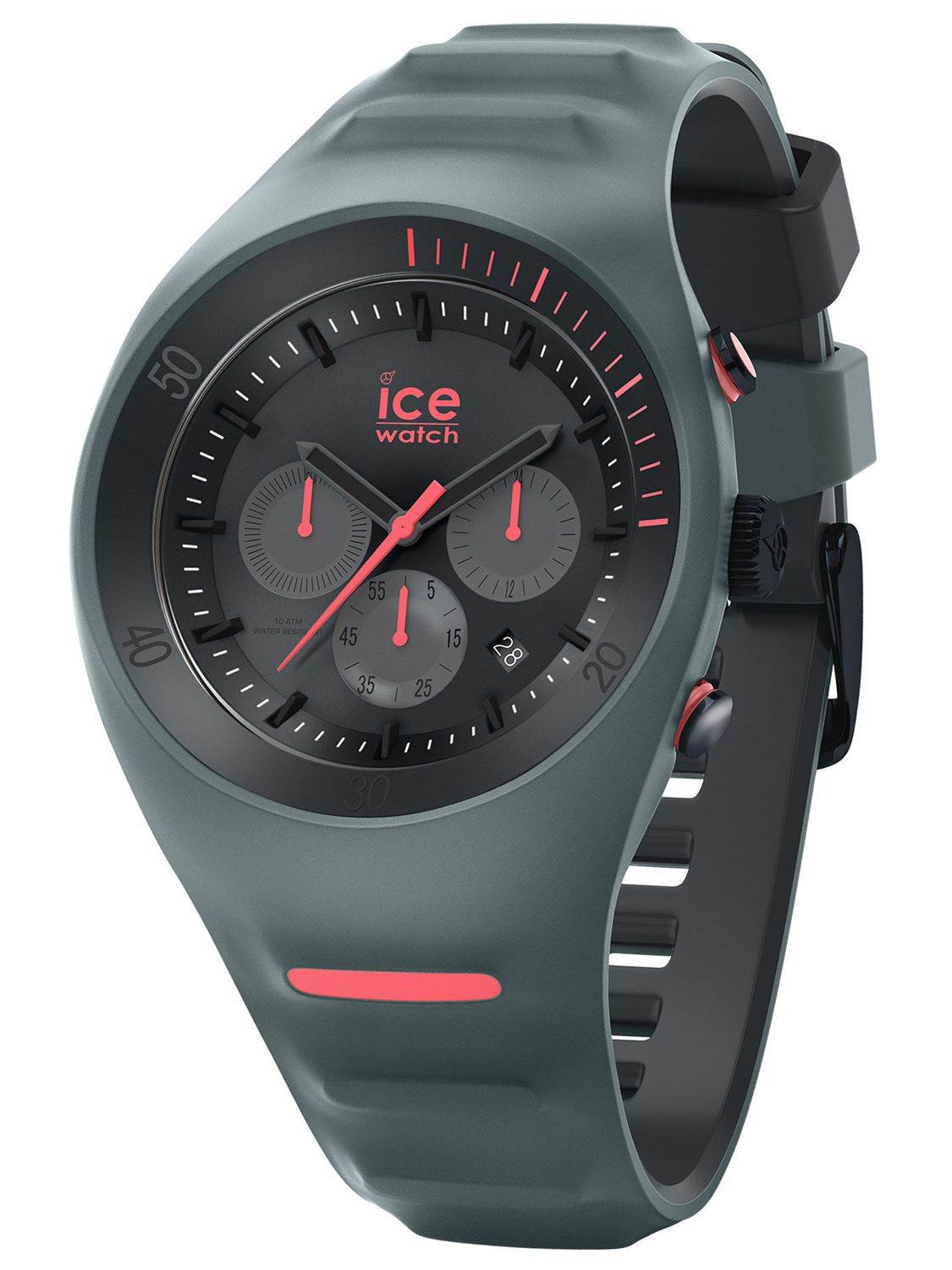 ice watch chrono watch pierre leclercq slate l 014947. Black Bedroom Furniture Sets. Home Design Ideas