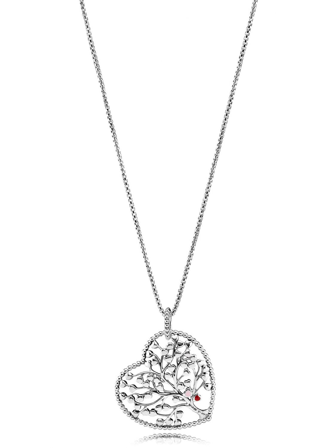 b940180bb ... ireland pandora 396582enmx ladies necklace tree of love image 1 b6994  91166 ...