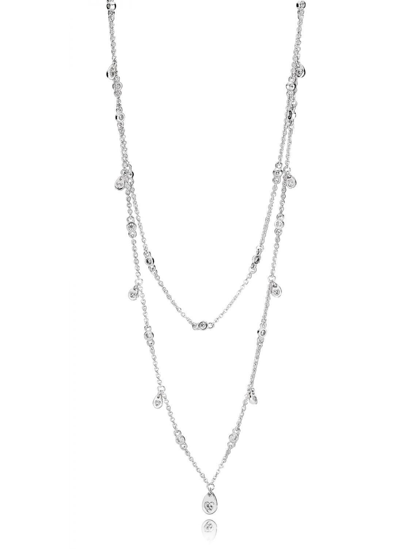 a96aa7dbe ... cheapest pandora 397084cz ladies necklace chandelier droplets image 1  5478b 35d9d ...