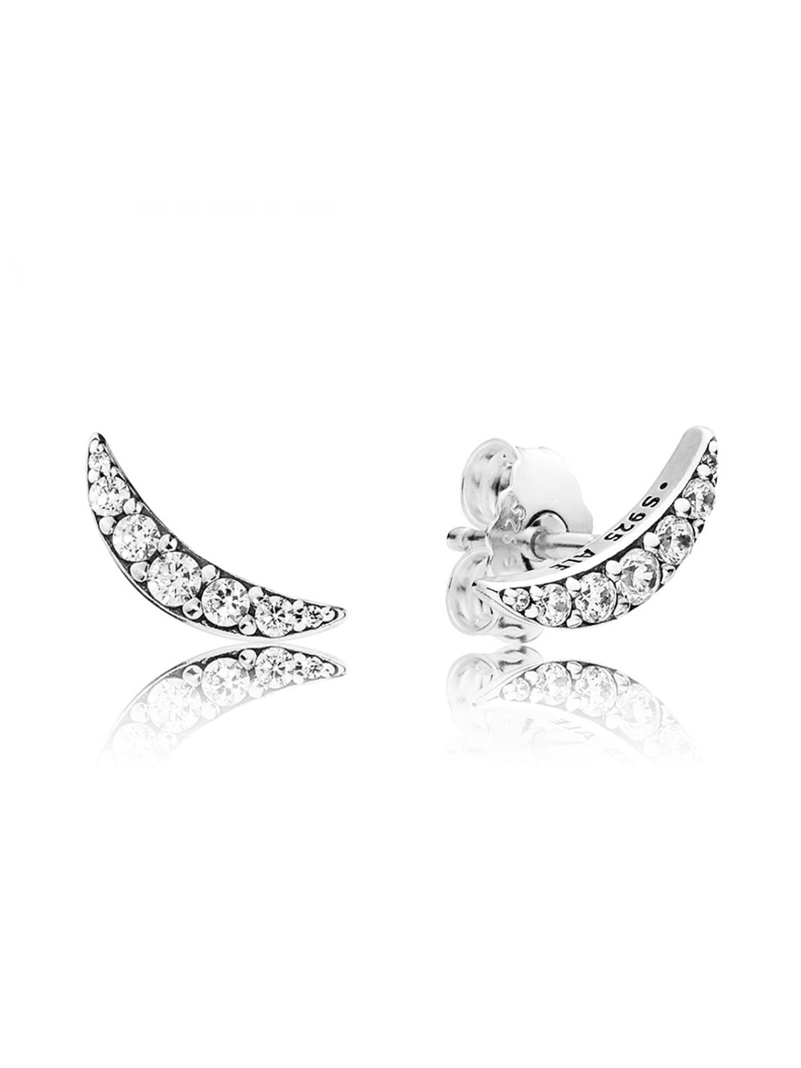 8bb2fa776 PANDORA Ladies' Ear Studs Lunar Light 297569CZ • uhrcenter