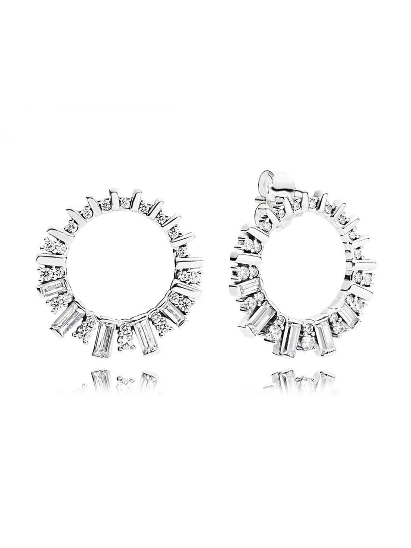 e4be2489fd8a PANDORA Ladies  Earrings Glacial Beauty 297545CZ • uhrcenter
