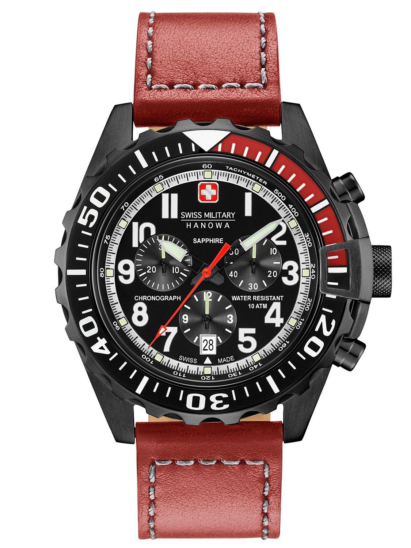 Swiss Military Hanowa 06-4304.13.007 Mens Watch Touchdown Chrono Image 1 ... 68379845c90