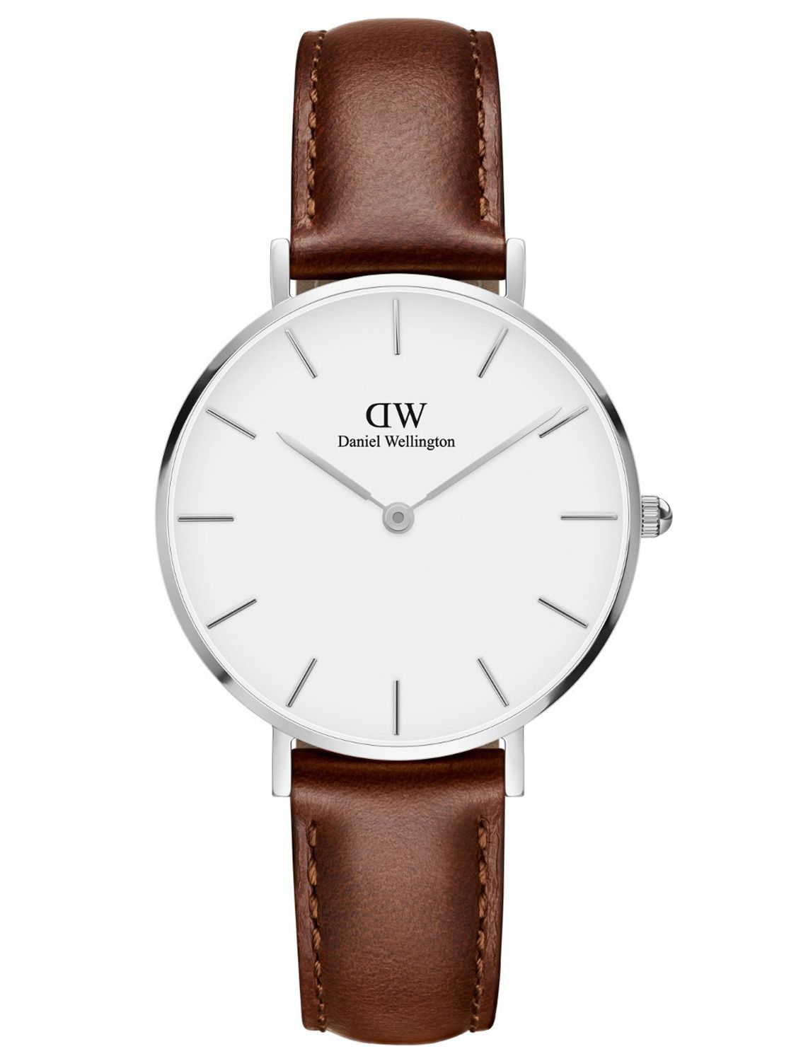 daniel wellington damenuhr classic petite st mawes wei. Black Bedroom Furniture Sets. Home Design Ideas
