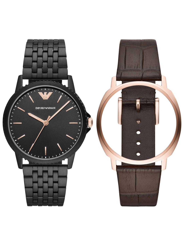 8fbe1d656e188 EMPORIO ARMANI Watch Set for Men AR80021 • uhrcenter