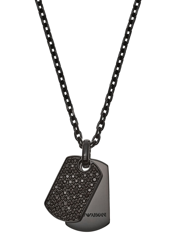 EMPORIO ARMANI Herren-Halskette EGS2515001 • uhrcenter bd1d44afcc