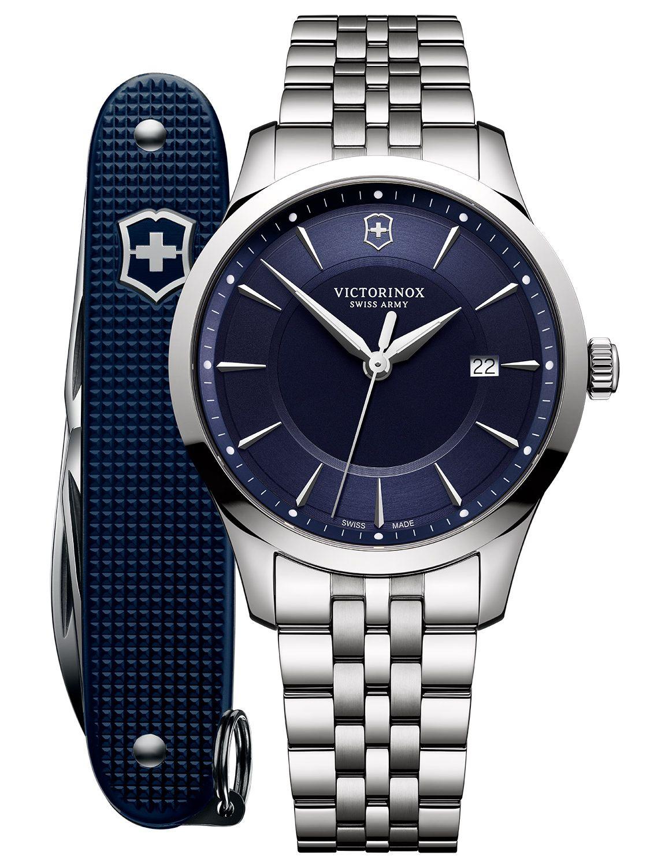 49d01e15a078e Victorinox 241802.1 Men's Wristwatch and Pocket Knife Alliance
