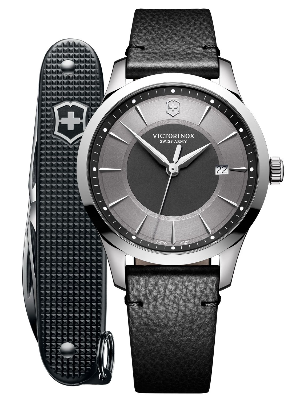827b2a454 Victorinox 241804.1 Men's Wristwatch and Pocket Knife Alliance