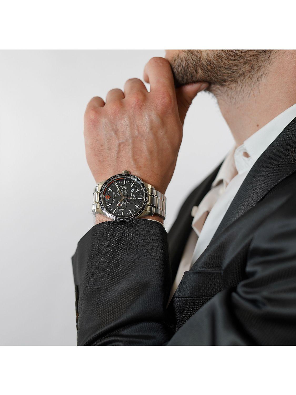 9f3f425264449 ... Victorinox 241816 Men's Watch Alliance Sport Chronograph Black Image ...