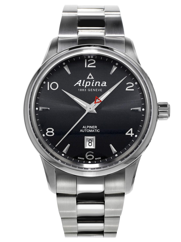 ALPINA Alpine Mens Automatic Watch ALBEB Uhrcenter - Alpina automatic watch
