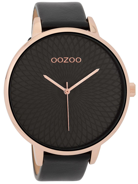 OOZOO XL Ladies  Watch Design Dial Black 48 mm C9729 5d84cf9bd22