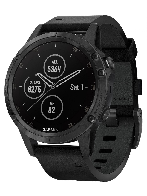 garmin fenix 5 plus saphir gps multisport smartwatch. Black Bedroom Furniture Sets. Home Design Ideas