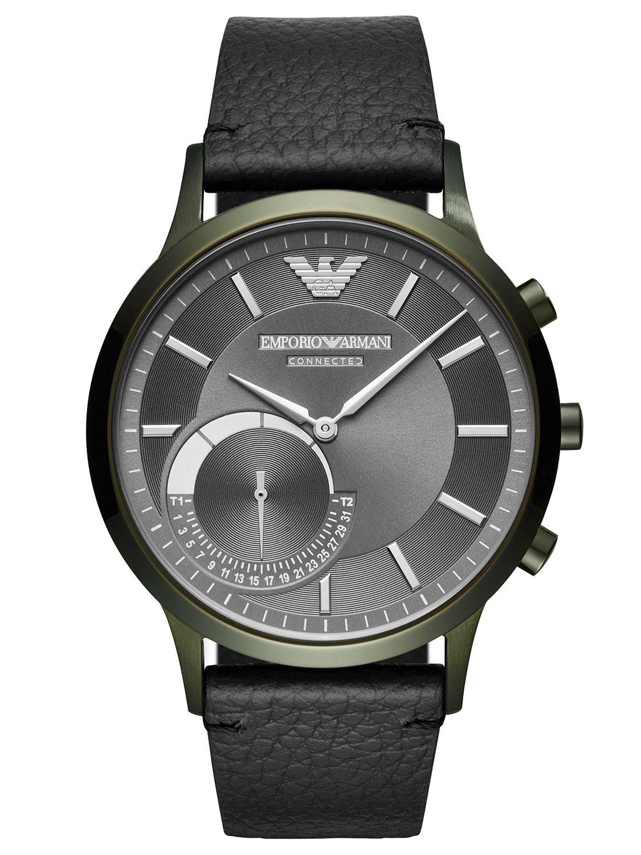 Emporio Armani Connected ART3021 Mens Hybrid Smartwatch Image 1 ... b65b23acbab