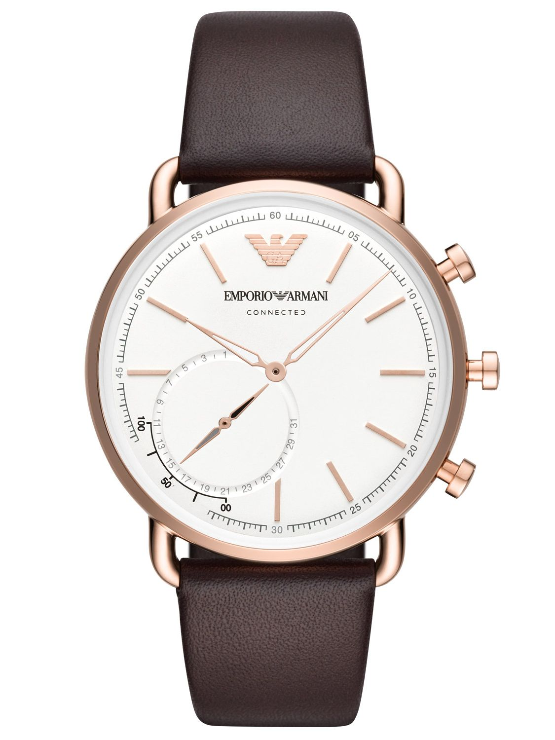 Emporio Armani Connected ART3029 Men s Watch Hybrid Smartwatch Image ... 094e195877