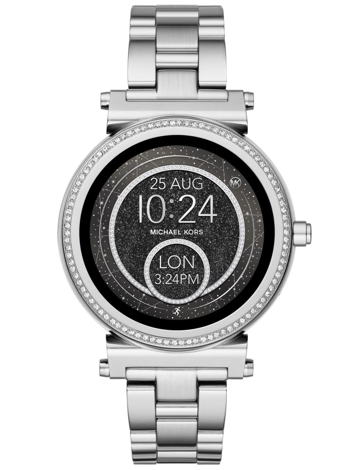 michael kors access women 39 s smartwatch sofie pav mkt5020. Black Bedroom Furniture Sets. Home Design Ideas