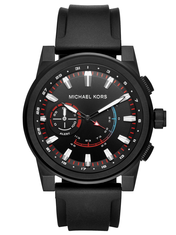 476bb9f5558a Michael Kors Access Mens Watch Hybrid Smartwatch Grayson MKT4010
