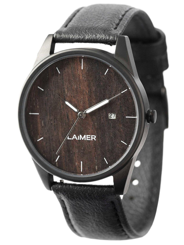 laimer holz armbanduhr gabriele 0077 uhrcenter uhren shop. Black Bedroom Furniture Sets. Home Design Ideas