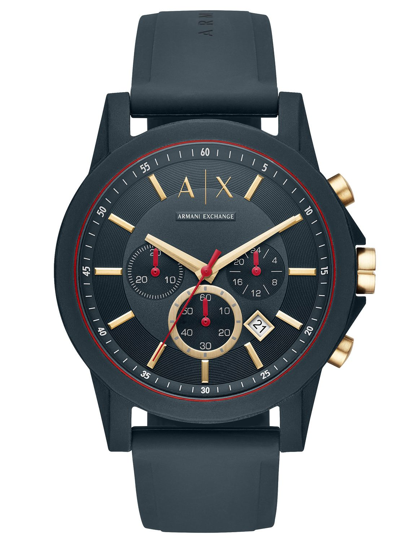 armani exchange herren armbanduhr chronograph ax1335. Black Bedroom Furniture Sets. Home Design Ideas