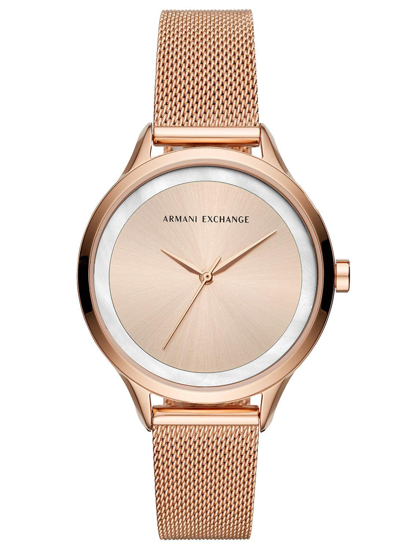 a589ad1169f ARMANI EXCHANGE Ladies Watch Harper AX5602 • uhrcenter
