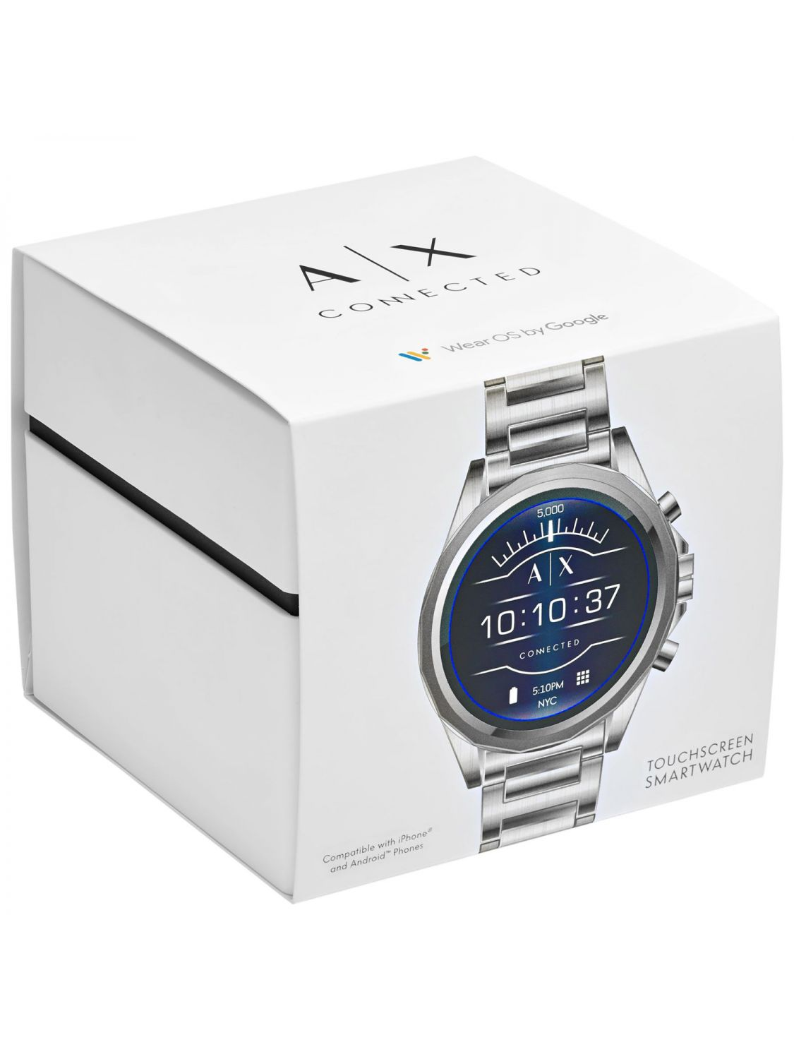 45745a233bb ... Armani Exchange Connected AXT2000 Men s Watch Touchscreen Smartwatch  Image ...
