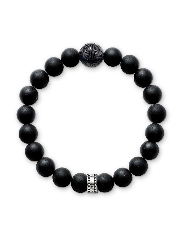 Thomas Sabo bracelet black A1085-023-11-L Thomas Sabo jxl5fAip