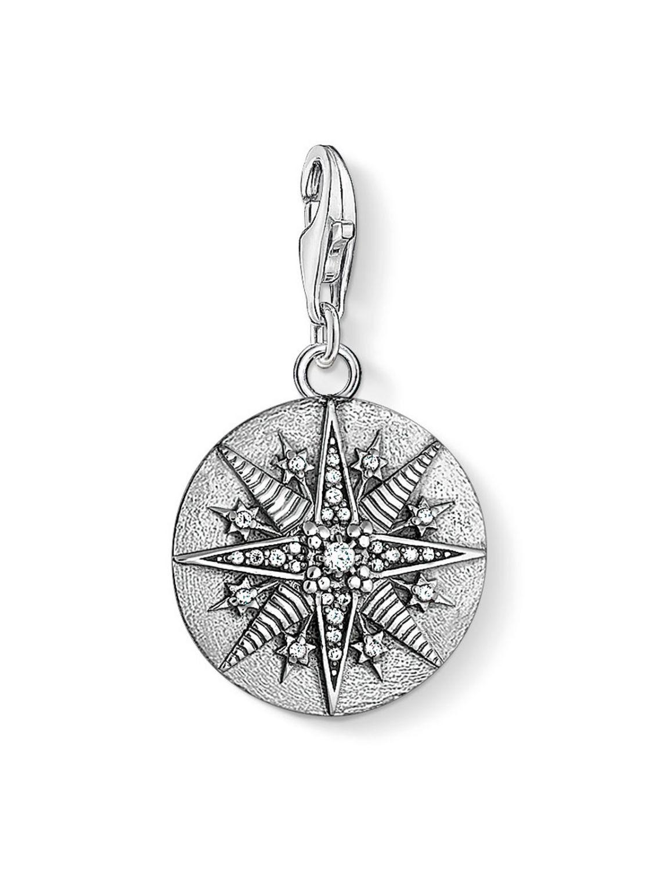 600c4b72c61 THOMAS SABO Charm Pendant Coin Star 1716-643-14