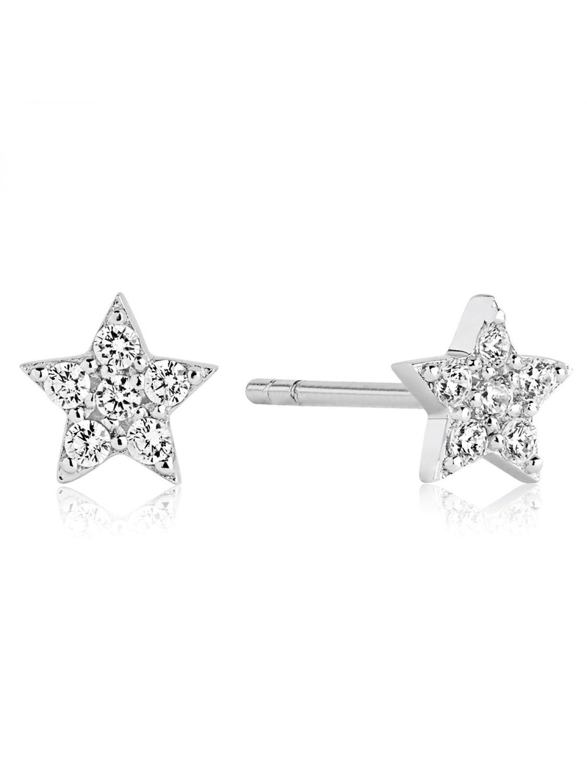ce25be208 Sif Jakobs Jewellery SJ-E2947-CZ(YG) Ladies´ Earrings Mira Silver ...